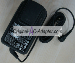 Casio 12V 1.5A For Casio PX120 Power AC Adapter
